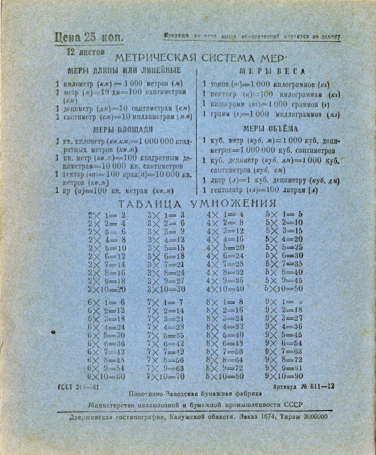 30 лет Советской армии 1948 оборот