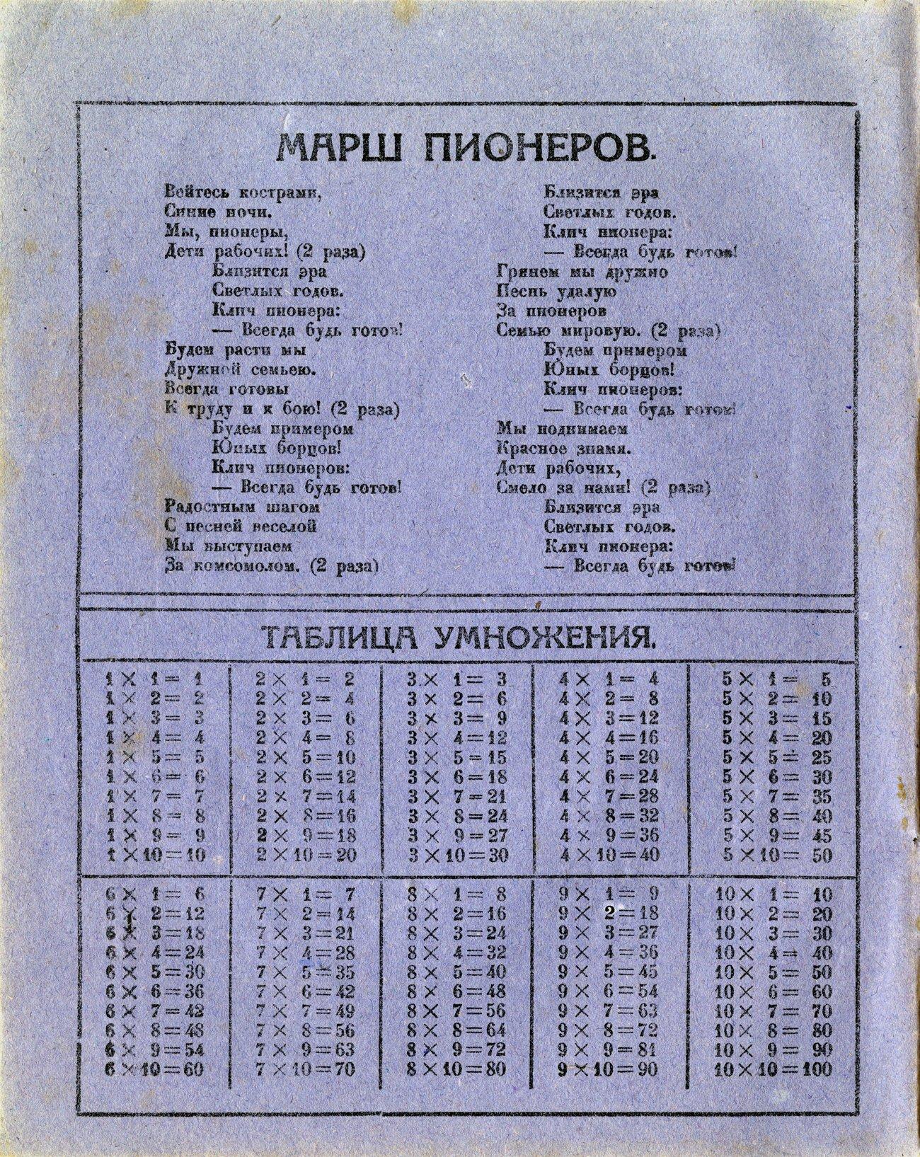 Пионерка-барабанщица, 1930, стр. 2
