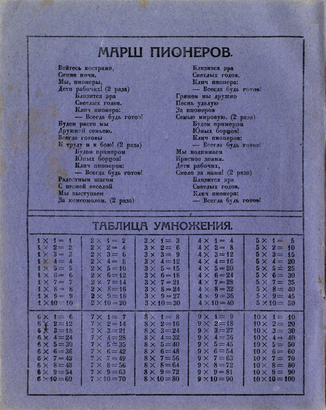 Пионерка барабан 1930 002
